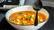 Pikantne curry z ciecierzycy z dynią