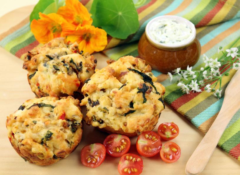 Pikantne muffiny /123RF/PICSEL