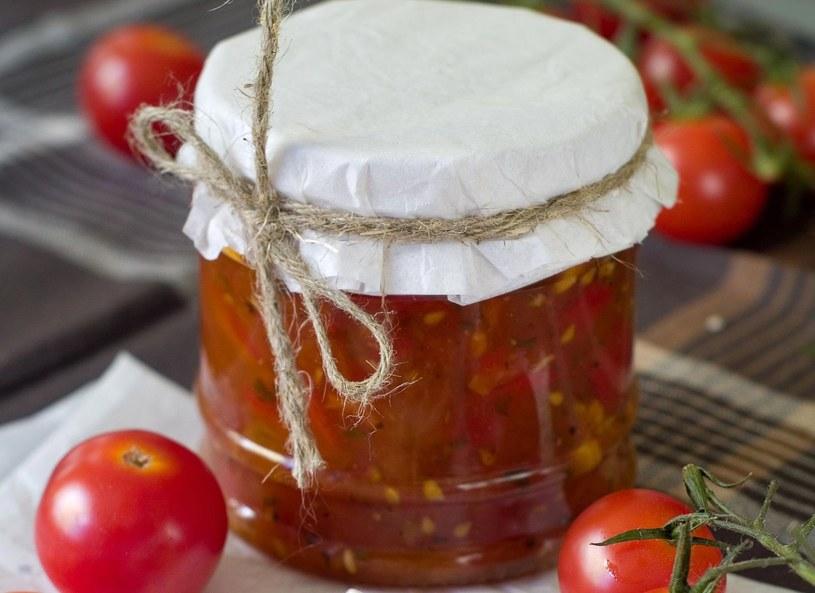 Pikantny dżem pomidorowy z chilli /123/RF PICSEL /123RF/PICSEL