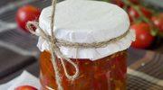 Pikantny dżem pomidorowy z chilli