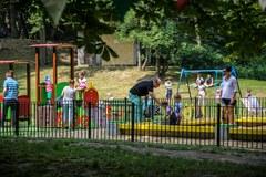 Piknik Krakowski w parku Bednarskiego