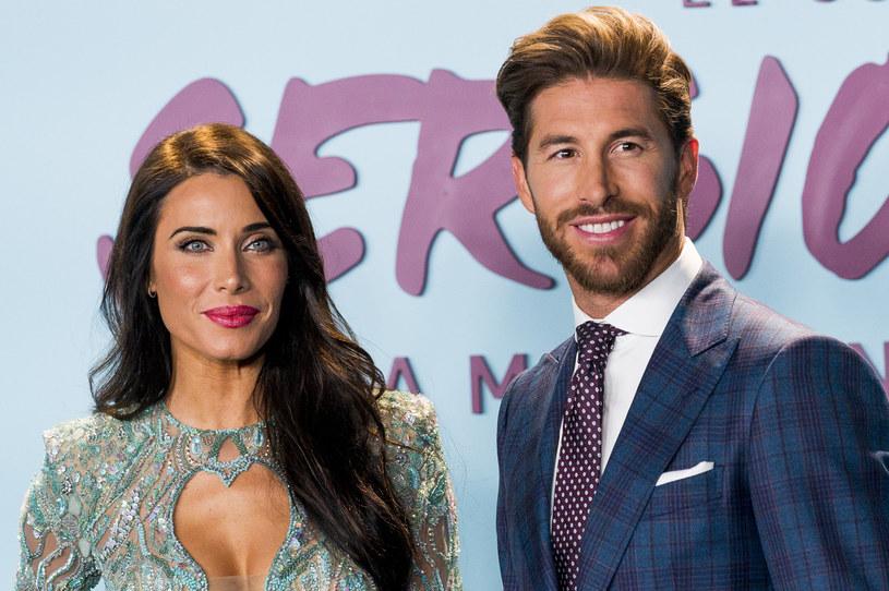 Pilar Rubio i Sergio Ramos tworzą parę idealną /Getty Images