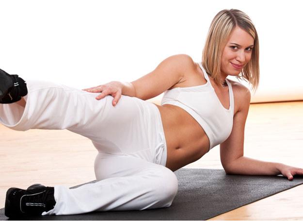 Pilates zda egzamin, jeśli prowadzisz siedzący tryb życia /© Panthermedia