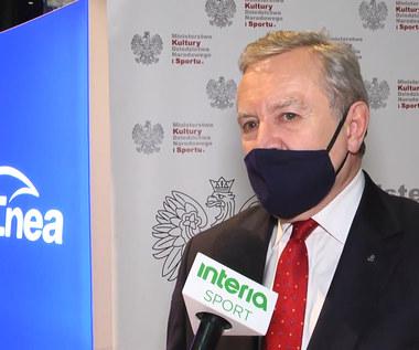 Piłka nożna. Piotr Gliński dla Interii: Żaden związek nie powinien się bać podsłuchów. Wideo