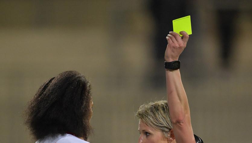 Piłka nożna. Po raz drugi kobieta poprowadzi mecz ekstraklasy Czech