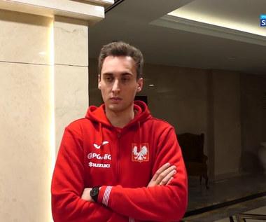 Piłka ręczna. Adam Morawski: Chcemy jak najlepiej zakończyć te mistrzostwa (POLSAT SPORT). Wideo