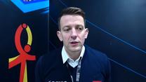 Piłka ręczna. Patryk Rombel po meczu z Urugwajem: Mieliśmy problemy z koncentracją. Wideo