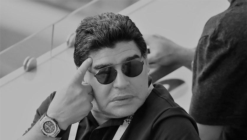 """Piłkarka odmówiła oddania hołdu Diego Maradonie. """"To gwałciciel i pedofil"""""""