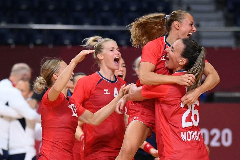 Piłkarki ręczne Norwegii /AFP