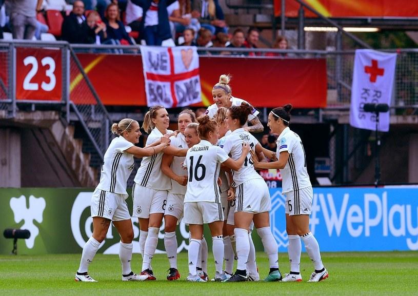 Piłkarki reprezentacji Niemiec /AFP