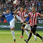 Piłkarska Ekstraklasa: Śląsk wygrywa z Cracovią 2:1