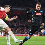 Piłkarska LE: Napoli przegrało w Londynie, Chelsea i Valencia blisko awansu