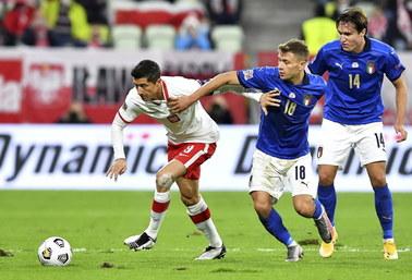 Piłkarska Liga Narodów. Bezbramkowy remis podczas spotkania Polska-Włochy