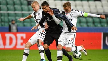 Piłkarska LM: Legia Warszawa remisuje z Realem Madryt 3:3 po emocjonującym meczu!