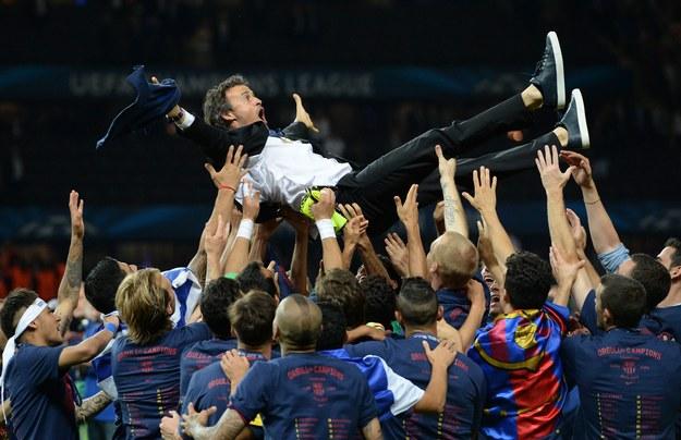 Piłkarska LM: Piękny sezon Barcelony