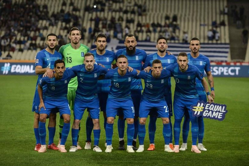 Piłkarska reprezentacja Grecji /AFP