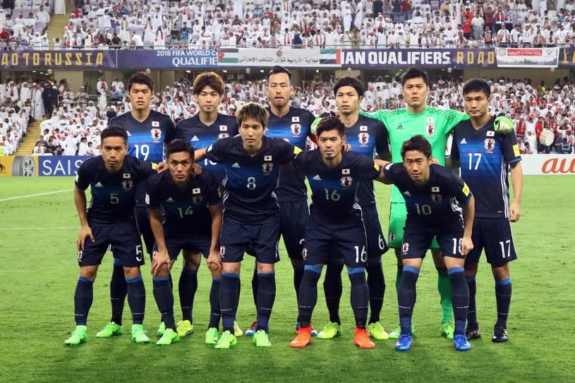 Piłkarska reprezentacja Japonii /AFP