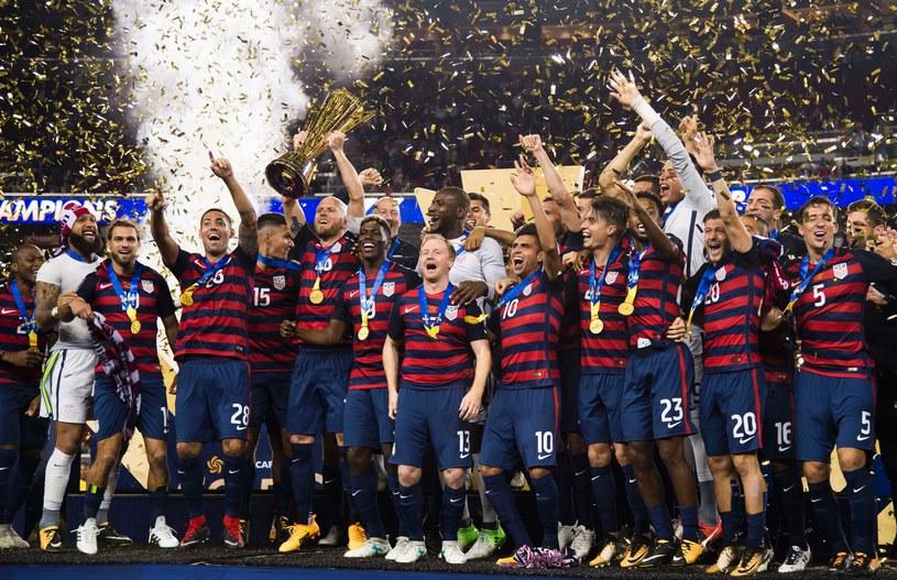 Piłkarska reprezentacja Stanów Zjednoczonych /AFP