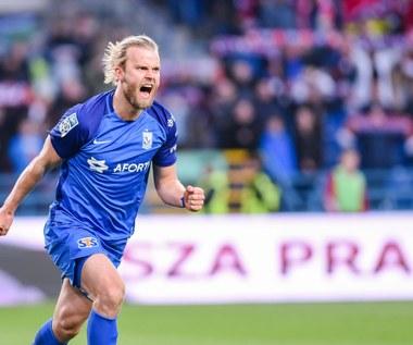 Piłkarski PP. Lech już z Gytkjaerem chce zagrać w finale