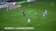 Piłkarski weekend: Zobaczcie fantastyczne gole Lewandowskiego, Rooneya, Bale'a i innych!