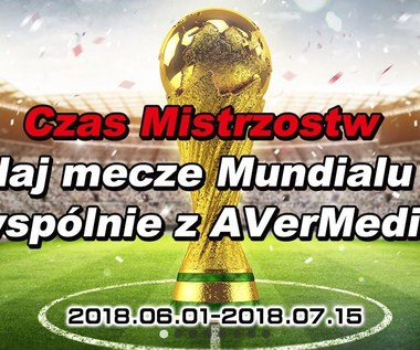 Piłkarskie konkursy AVerMedia