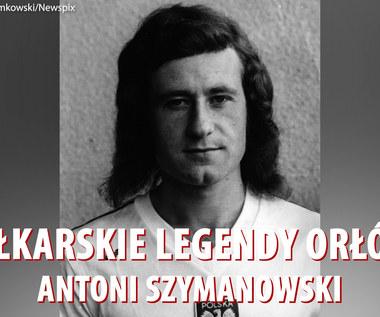 """Piłkarskie legendy """"Orłów"""". Antoni Szymanowski - mur nie do przejścia. Wideo"""