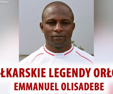 "Piłkarskie legendy ""Orłów"" - Emmanuel Olisadebe. Wideo"