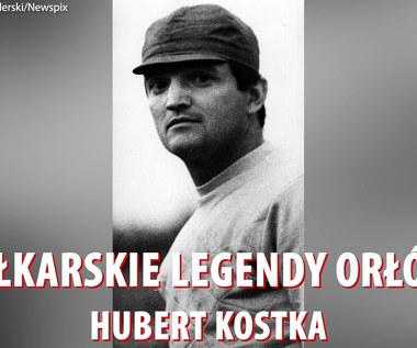 """Piłkarskie legendy """"Orłów"""". Hubert Kostka - legenda Górnika i złoty medalista IO. Wideo"""