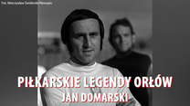 """Piłkarskie legendy """"Orłów"""". Jan Domarski - autor najważniejszego gola w historii. Wideo"""
