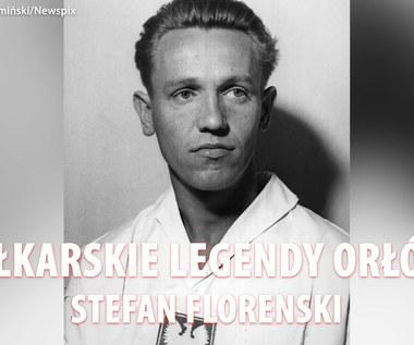 """Piłkarskie Legendy """"Orłów"""". Stefan Florenski - rekordzista i prekursor. Wideo"""