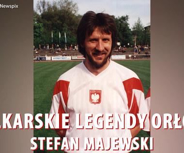 """Piłkarskie legendy """"Orłów"""" - Stefan Majewski. Wideo"""