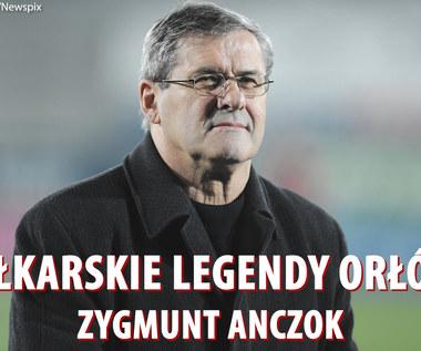 """Piłkarskie legendy """"Orłów"""". Zygmunt Anczok - legenda Polonii Bytom. Wideo"""