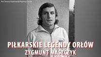 """Piłkarskie legendy """"Orłów"""". Zygmunt Maszczyk - """"żelazne płuca"""" kadry. Wideo"""