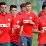 Piłkarskie MME. Trening drużyny Marcina Dorny pierwszy raz w komplecie