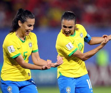 Piłkarskie MŚ kobiet. Marta pobiła rekord Klose