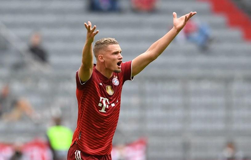Piłkarz Bayernu Monachium Michael Cuisance /CHRISTOP STACHE /AFP