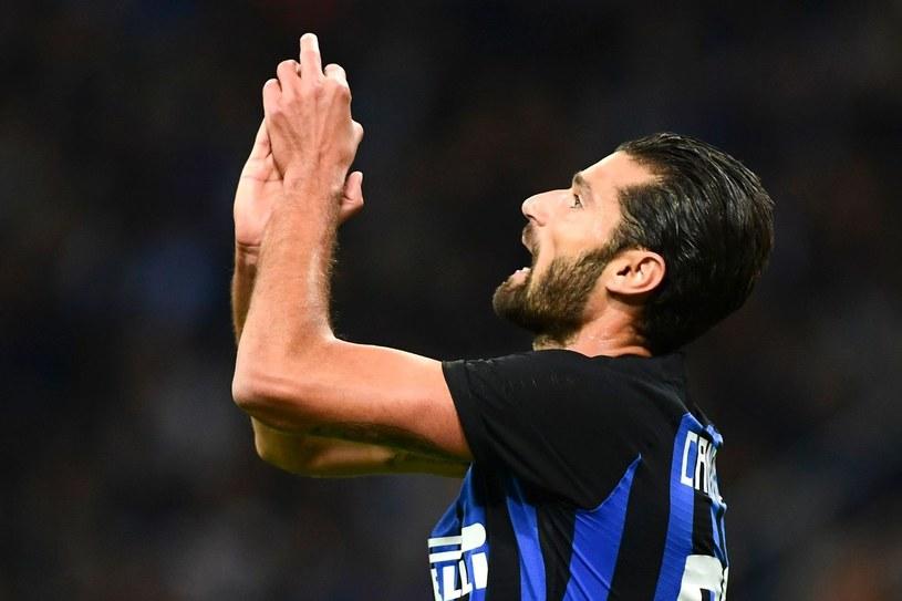 Piłkarz Interu Mediolan /AFP