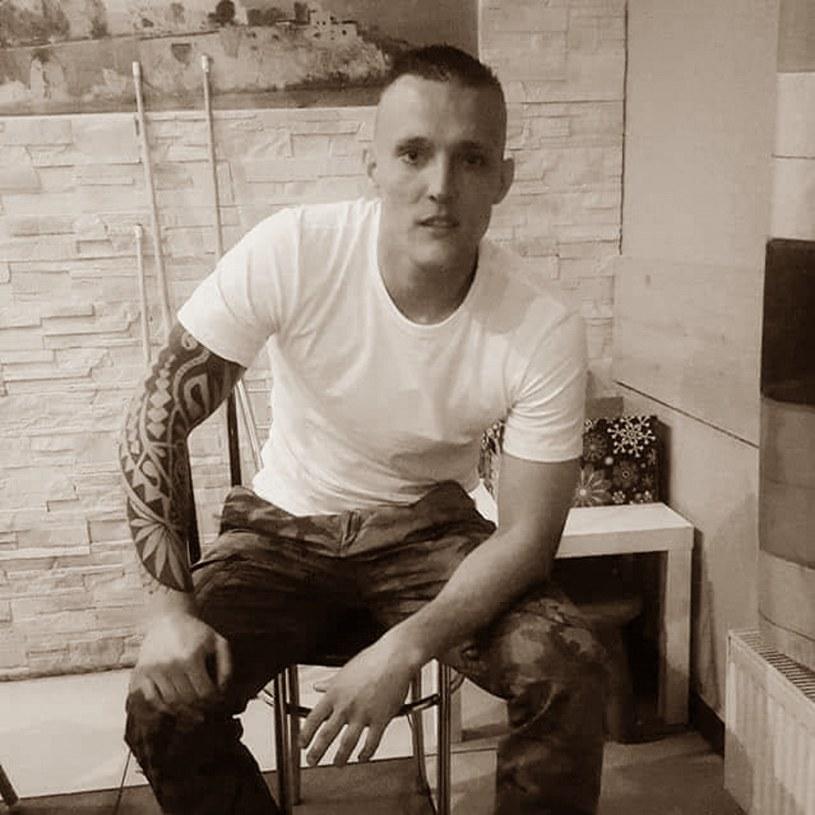 Piłkarz Mariusz Kowalski nie żyje na skutek pobicia. Miał 28 lat /fot. Facebook śp. Mariusza Kowalskiego /