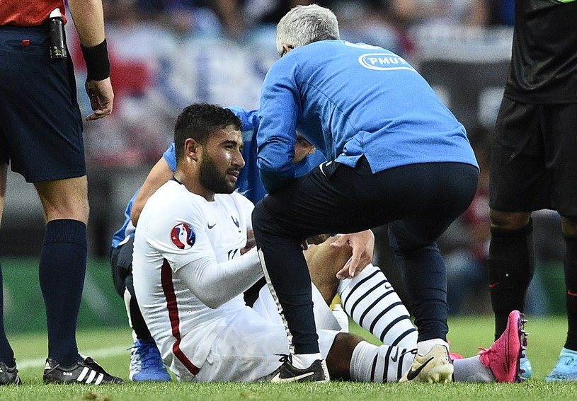 Piłkarz reprezentacji Francji Nabil Fekir /AFP