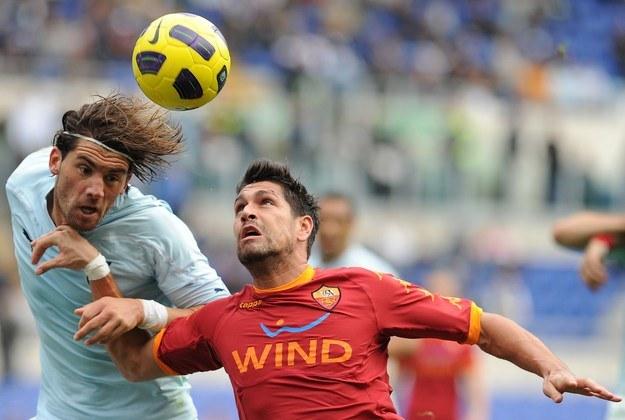 Piłkarz reprezentacji Włoch Marco Borriello /AFP