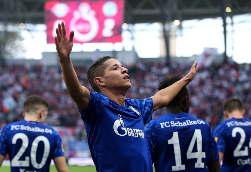 Piłkarz Schalke /AFP