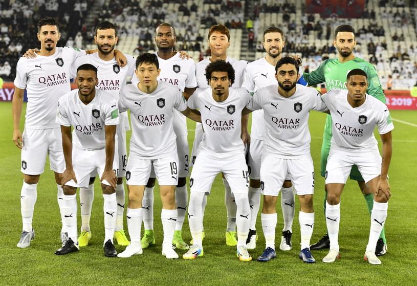 Piłkarze Al-Sadd /PAP/EPA