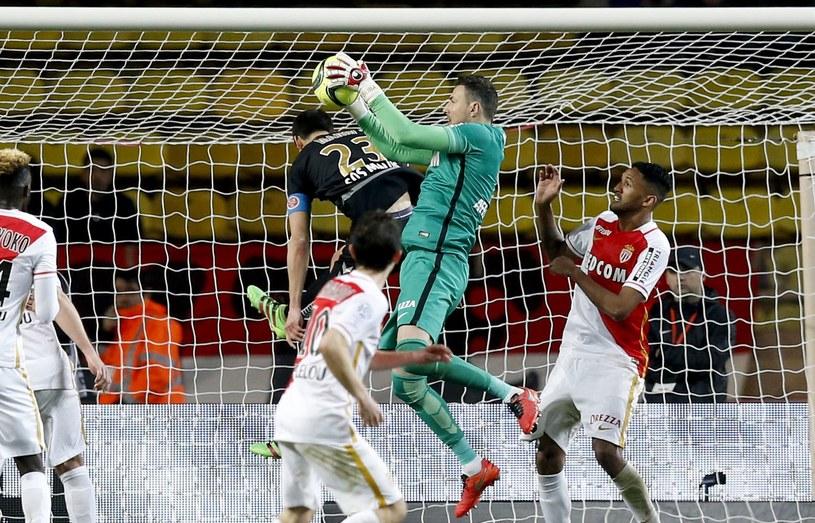 Piłkarze AS Monaco /AFP