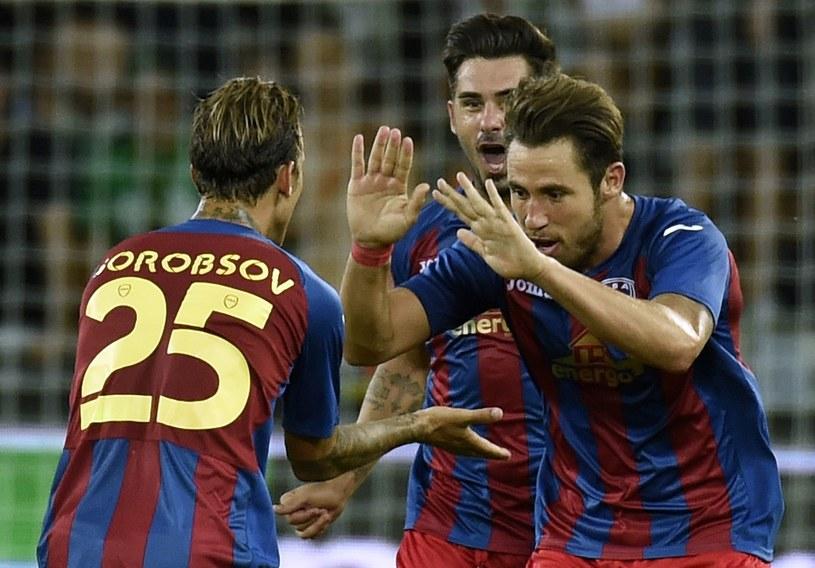 Piłkarze ASA Targu Mures /AFP