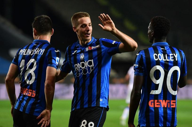 Piłkarze Atalanty Bergamo /AFP