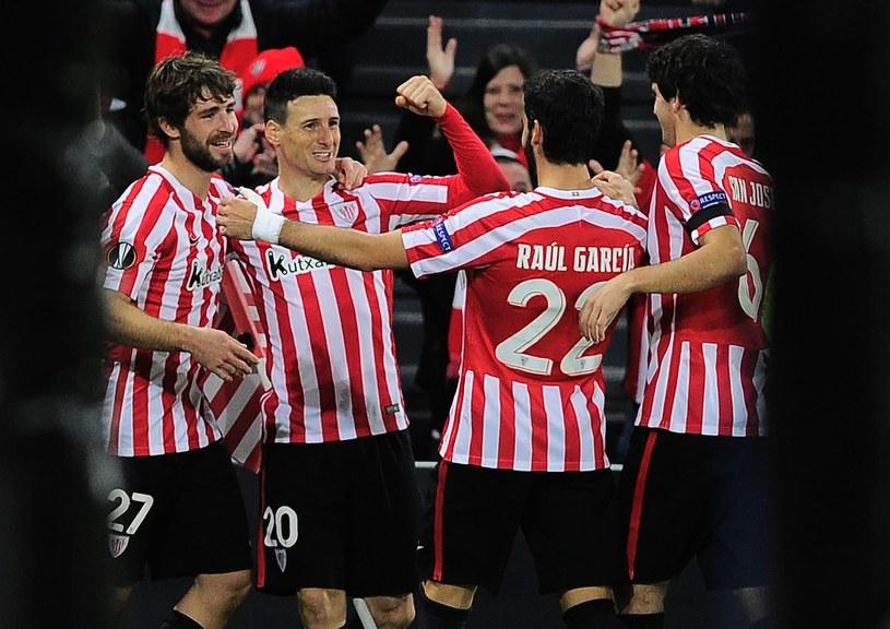 Piłkarze Athletiku Bilbao /AFP