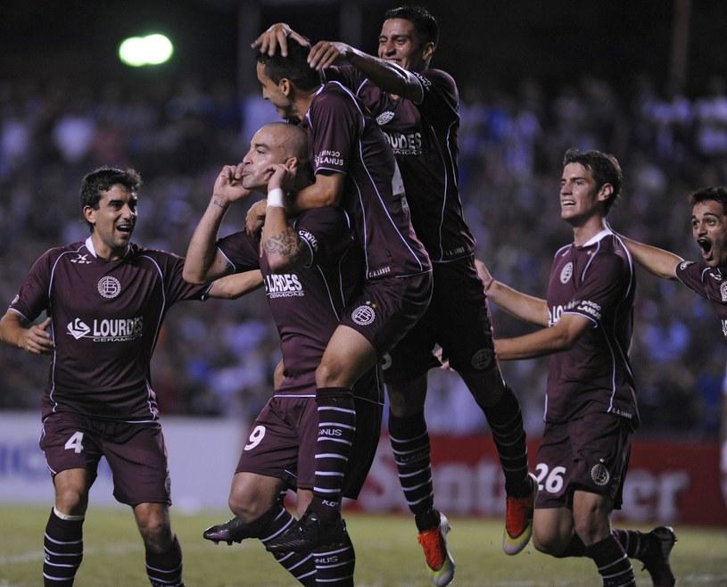 Piłkarze Atletico Lanus są bliżej awansu do Copa Sudamericana /AFP