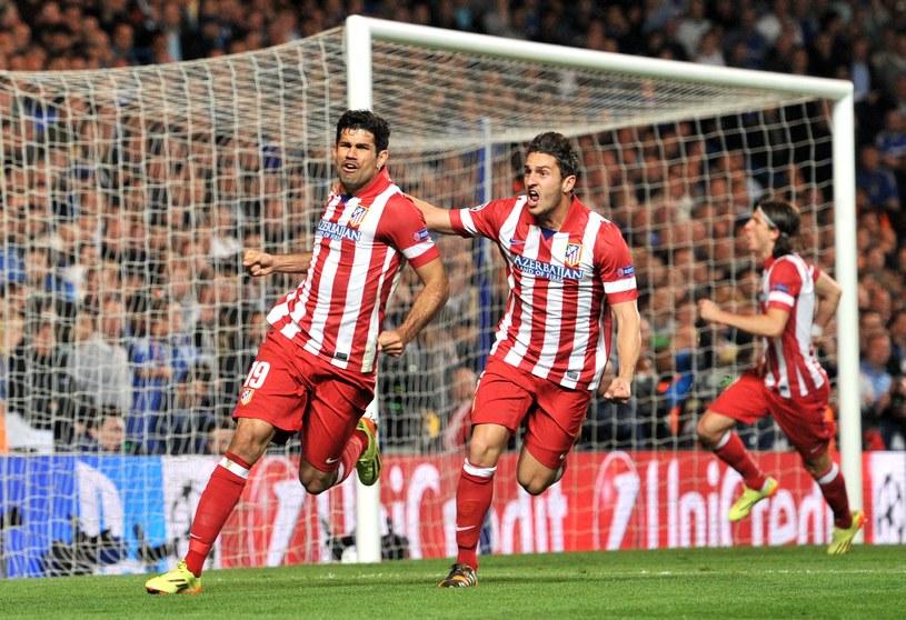 Piłkarze Atletico Madryt rozgrywają kapitalny sezon /AFP