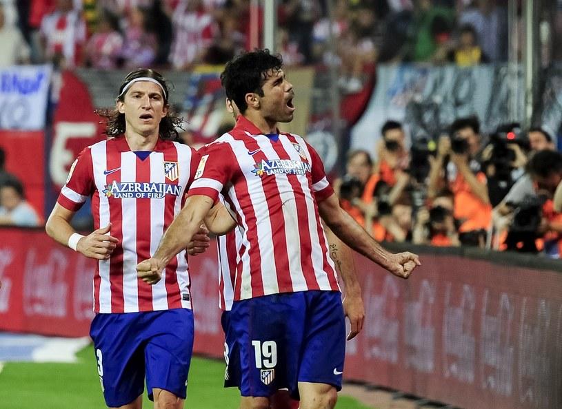 Piłkarze Atletico są objawieniem tego sezonu /AFP