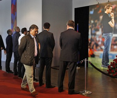 Piłkarze Barcelony uczcili pamięć Tito Vilanovy